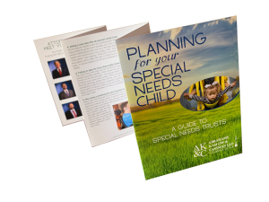 click here to download special needs trust pdf