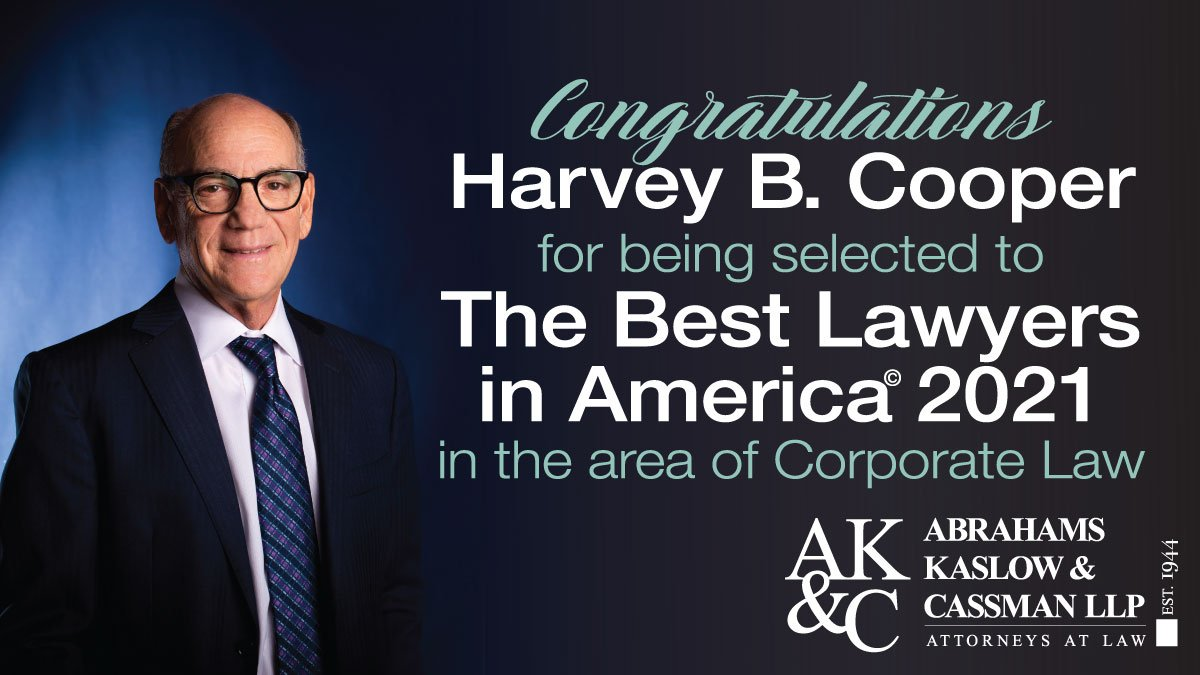 Best lawyers in America for Corporate Law