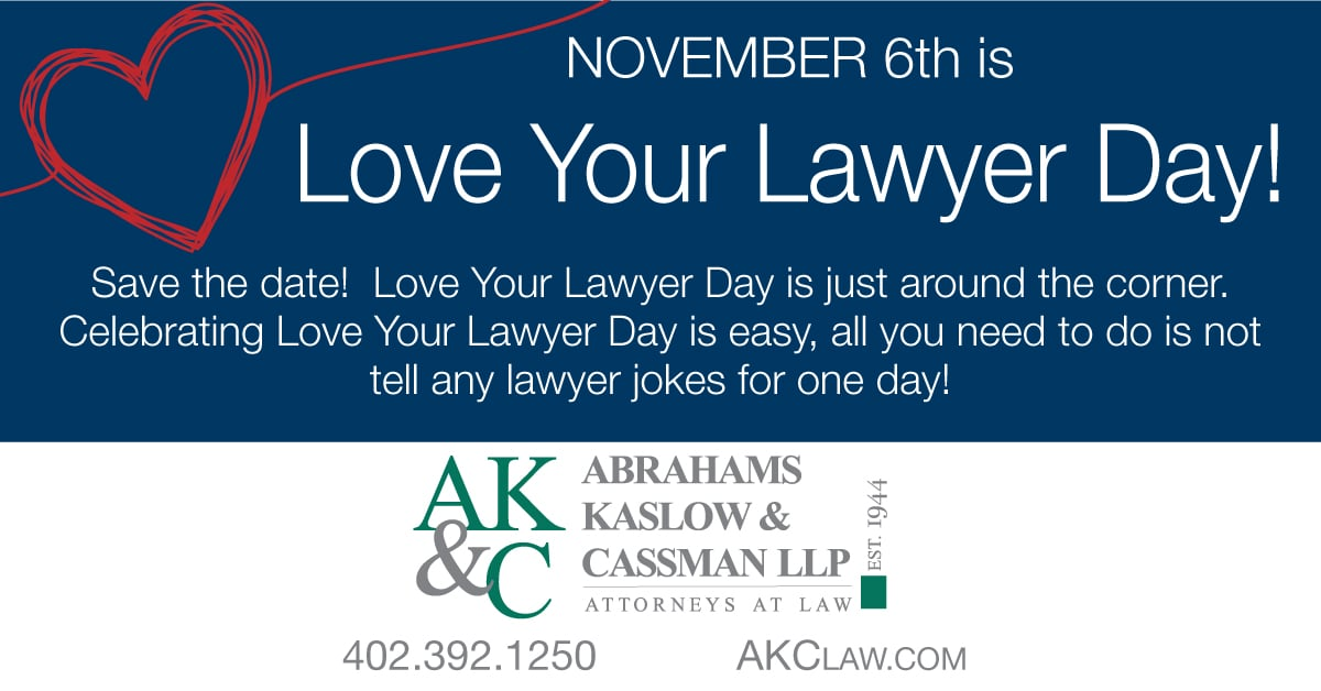 Love your AKC Law Attorney