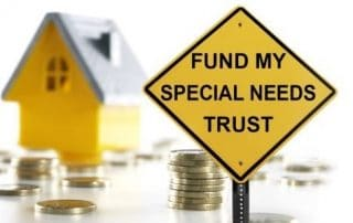 Considerations when creating a special needs trust
